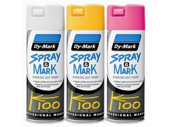 Dy-Mark Marking Spray Paint