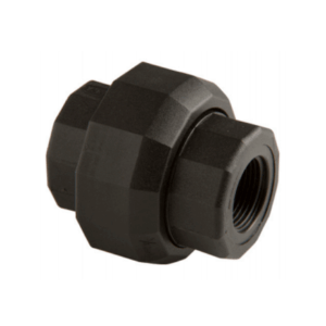 Glass Reinforced Nylon Barrel Union 25mm